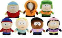 "South Park 6"" Soft Toy Plush TV American Comdey Show Gift 14cm - New Tagged"