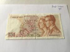 België 50 Franc 1966 banknote , 320645817