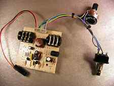 drop-in VOX hotrod CLYDE tone, US made HALO+trubypass (500k)complete kit