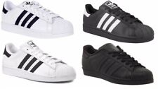ADIDAS ORIGINALS NEW MEN'S SUPERSTAR FOUNDATION TRAINERS SHOES