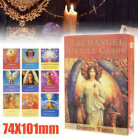 1Box New Magic Archangel Oracle Cards Earth Magic Fate Tarot Deck 45 Cards YF