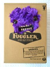 Fuggler - Count Fuggula Purple Funny Ugly Monster, 9 Inch NEW