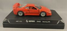 Detail Cars Collection 1:43 Scale Model Car- Ferrari F40 ART. 150 - Collectable