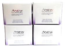4 x AVON Anew Clinical Infinite Lift Dual Eye System 20ml - 0.7fl.oz. SET!!!