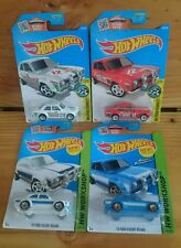Hot Wheels '70 Ford Escort RS 1600 x4 inc. Blue Fast & Furious (A+/A)