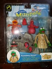 The Muppets Koozebane Kermit Figure Target Exclusive RED Palisades Series 4