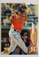 2020 Topps Chrome Yordan Alvarez Rookie #200 Houston Astros