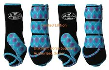 Professional's Choice VenTech ELITE Value 4 Pack Boots IKAT BLACK M Medium