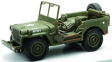 U.S. WWII Willys Jeep NEW RAY plastic soldiers army men ideal for 1/32 or 54mm