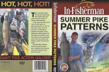 In-Fisherman Summer Pike Patterns Learn New Poppin Technique Dvd New