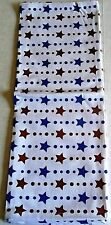 "PATRIOTIC Kitchen Towel  PATRIOTIC STARS 13.5"" x 28""  100% Cotton"