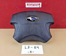03 04 2003-2004 Subaru Forester Drivers Steering Wheel Airbag  OEM