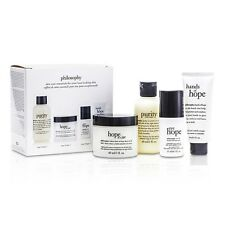 Philosophy Hope for the Best Coffret: Cleasner + Mositurizer + Eye Cream + Sets