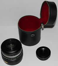 Petri 135mm f/1.8 C.C Auto made in Japan [vintage excellent condition] VERY RARE