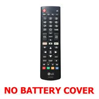 OEM LG TV Remote Control for 49UJ6200-UA (No Cover)