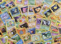 VINTAGE POKEMON GRAB BAG 16 Card Lot (1995-2001) WOTC ** VG-EXC-NM Condition