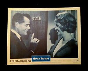 Dear Heart 1964 Lobby Card #6 Glenn Ford Geraldine Page
