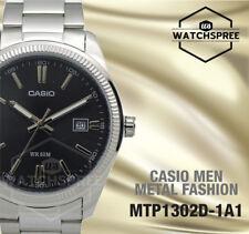 Casio Classic Series Men's Analog Watch MTP1302D-1A1