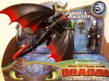 Dragons Dreamworks How To Train Your Dragon3 Grimmel Deathgripper Drachenzähmen
