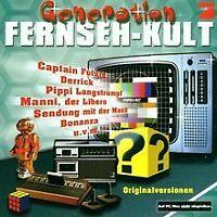Generation Fernseh-Kult von Various | CD | Zustand gut
