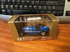 Brumm 1/43 Scale R.41 Bugatti Type 59 1933 - Blue - Boxed