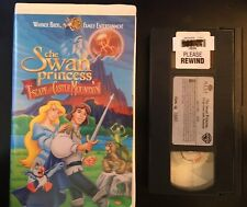 Swan Princess, The: Escape From Castle Mountain (VHS, 1997)