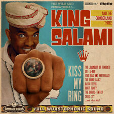 "King Salami & The Cumberland 3 : Kiss My Ring VINYL 12"" Album (2019) ***NEW***"