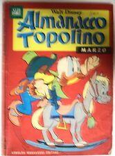 Almanacco Topolino 1968 n. 3 Marzo Edizioni  Mondadori
