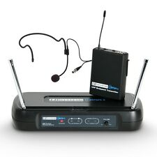 LD Systems ECO 2 UHF Professional Wireless Headset Microphone System Fitness