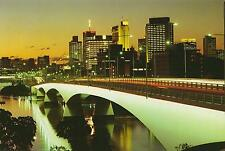 CAPTAIN COOK BRIDGE in BRISBANE POSTCARD PRE-STAMPED Australia Post Series III