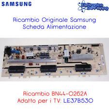 Scheda Alimentazione Bn44-00262a H37f1-9ss per TV Samsung Le37b530p7w