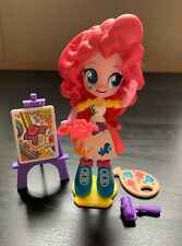 ☆ My Little Pony Equestria Girls Minis Art Painter Pinkie Pie With Accessories