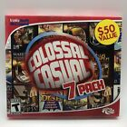 Colossal Casual 7 Pack Pc Games Windows 10 8 7 Xp Computer Games