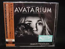 AVATARIUM The Girl With The Raven Mask JAPAN CD + DVD Candlemass Witchcraft Neme