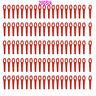 200Stk Kunststoffmesser Ersatzmesser/Messer/Nylon passt für Akku Rasentrimmer 2h
