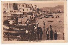 NP1594 - BACOLI NAPOLI - LIDO E MARINA VIAGGIATA 1935