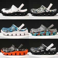 Summer Men's/Women's Slippers Clogs Slip-On Garden Sandals Beach Water Shoes