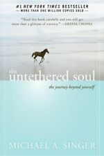 NEW The Untethered Soul By Michael A. Singer Paperback Free Shipping