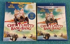 Chitty Chitty Bang Bang (Blu-ray/DVD, 2010, 2-Disc Set, WS)