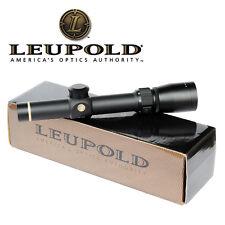 Leupold VX-III 1.5-5X20 Rifle Scope Reticle Duplex HD Glass Matte Black