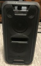 Sony GTKXB7 High Power Home Audio System Wireless Speaker - Black