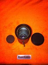 8-50mm IR Adjustable Zoom Lens C mount NV Optical 2MP For Gopro Ribcage BackBone
