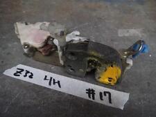 Nissan 300ZX Z32 Factory Door Lock Mechanisim. LHS. #17