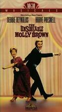 The Unsinkable Molly Brown (VHS) SEALED: 1964 musical stars Debbie Reynolds RARE
