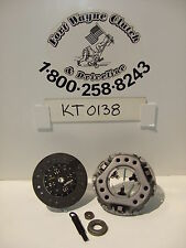 "Ford Falcon / Mustang / Fairlane / Mercury Comet clutch kit 8 1/2"" # KT0138"