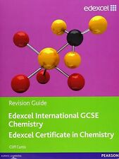 Edexcel IGCSE Chemistry Revision Guide with Student CD by Cliff Curtis (Mixed...