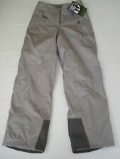 SALOMON ADVANCED SKIN SNOWBOARD PANTS size 8 NEW $99 HOT RARE