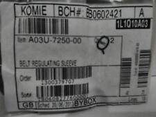 Konica Minolta A03U725000 Belt Regulating Sleeve Bizhub Pro C5500 6500 VAT Incl