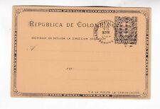 1894 2c postmark agencia postal nacional panama ..Scarce!       d1229