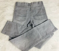Children's Place Teen Boys Jeans Size 14 Skinny Gray